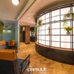 Φουτουριστικό Ξενοδοχείο στο Σίδνεϊ