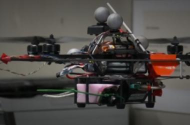Autonomous Drones via AI - Drone