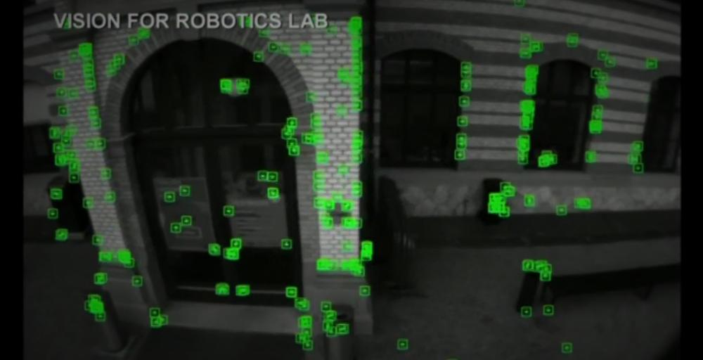 Autonomous Drones via AI - map 2