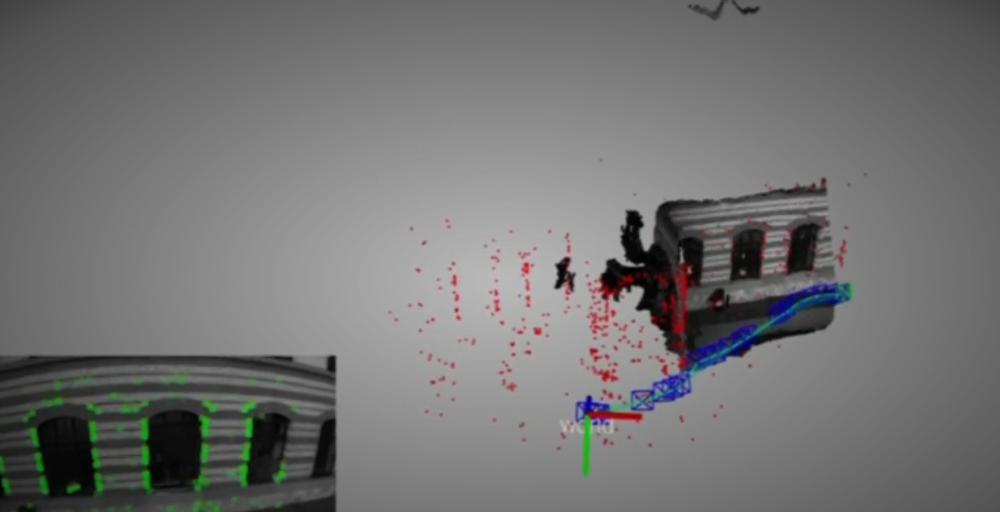 Autonomous Drones via AI - map 1