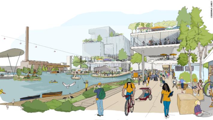 Η Google ανακοίνωσε τη δημιουργία μιας φουτουριστικής γειτονιάς στο Τορόντο