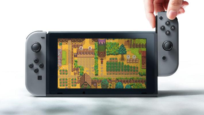 Το Stardew Valley έρχεται στο Nintendo Switch στις 5 Οκτωβρίου