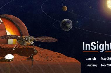 Το ταξίδι του Mars insider προς τον πλανήτη Άρη