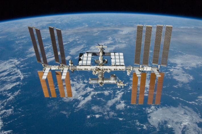 Πώς μοιάζει η ζωή από τον Διεθνή Διαστημικό Σταθμό