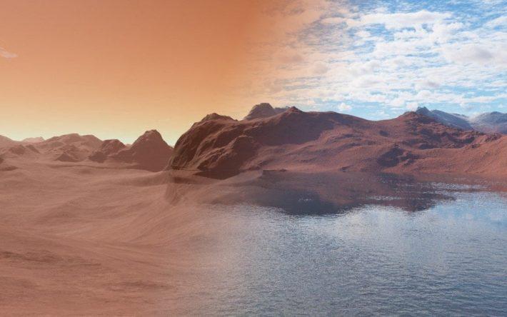 Ακολουθώντας τα ίχνη του χαμένου νερού στον κόκκινο πλανήτη