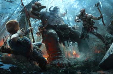 God Of War reboot - 20 Απριλίου