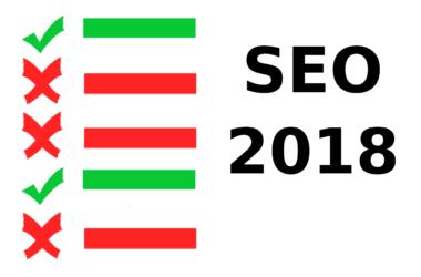 SEO 2018