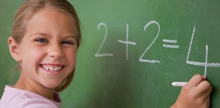 2+2 = 5 για μεγάλες τιμές του 2