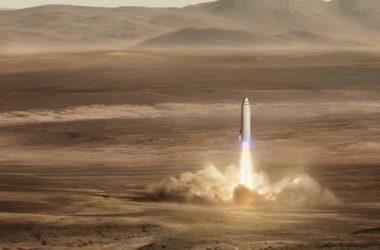 Η SpaceX στοχεύει να πραγματοποιήσει δοκιμαστικές πτήσεις στον Άρη στις αρχές του 2019
