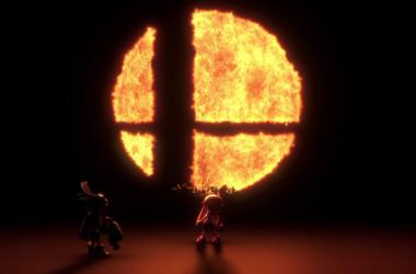 Super Smash Bros trailer