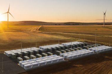 Η γιγαντιαία μπαταρία της Tesla στην Αυστραλία