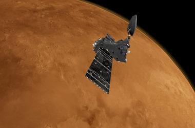 ExoMars orbiter
