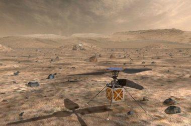 Η NASA ανακοίνωσε την αποστολή ελικοπτέρου στον Άρη