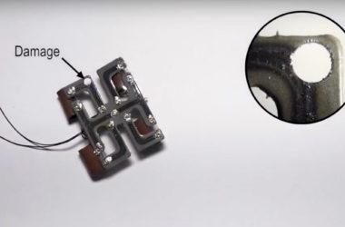 Αυτοθεραπευόμενο ρομπότ