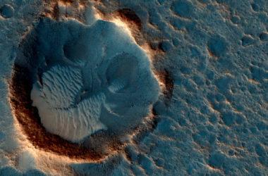 Πώς μοιάζει η επιφάνεια του πλανήτη Άρη από κοντά;