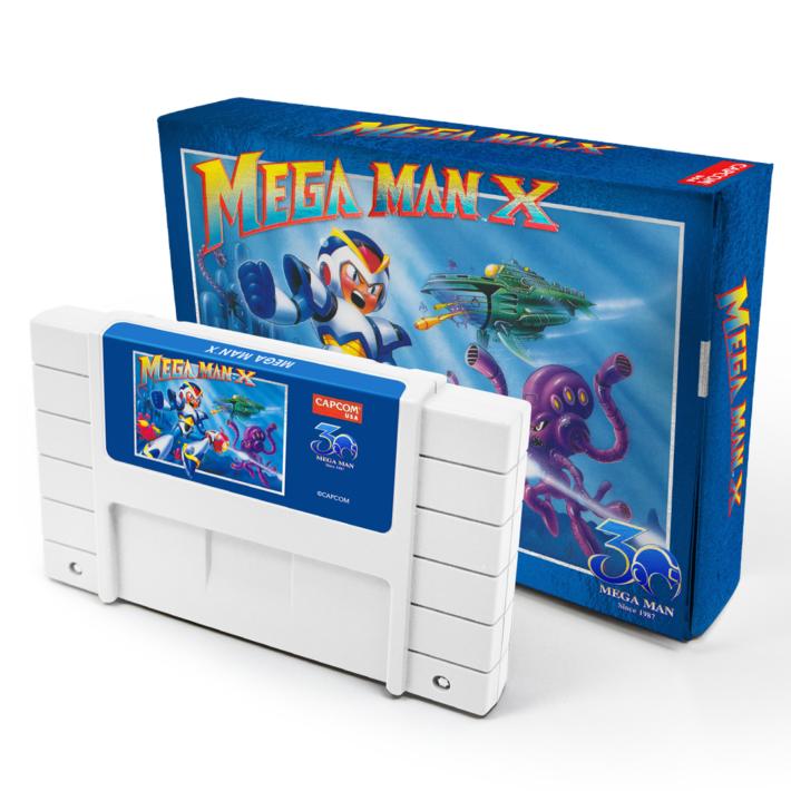Επετειακή έκδοση των κλασσικών τίτλων του Mega Man από την Capcom