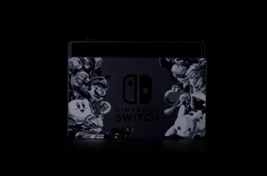 Mario Smash Bros Switch