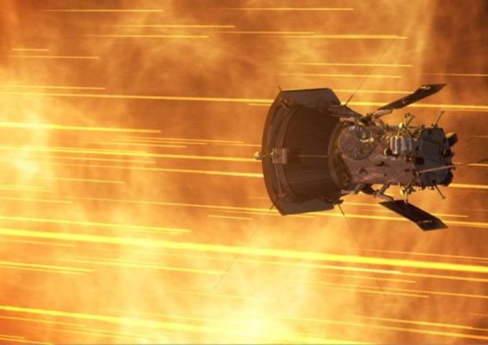 Ο δορυφόρος Parker Solar Probe επέζησε από την πρώτη επαφή του με τον Ήλιο