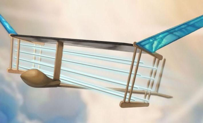 Αεροπλάνο ανέμου ιόντων