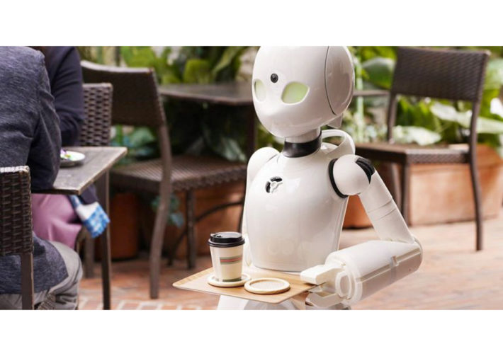 Σε αυτό το καφέ, οι σερβιτόροι είναι ρομπότ, που ελέγχονται από ανθρώπους με κινητικές δυσκολίες