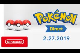 Pokémon Direct 02/2019