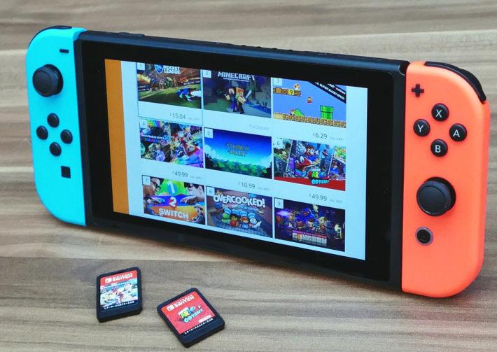 Η Nintendo σχεδιάζει μία καινούρια έκδοση του Switch