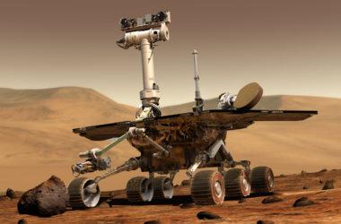 Το Opportunity Rover