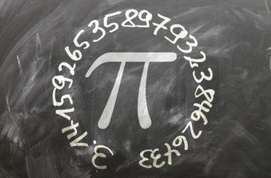 π = 3.141592653589793238462643383279502884197169399375105820974944592307816406286208998628034825342117067982148086513282306647093844609550582231725359408128481117450284102701938521105559644622948954930381964428810975665933446128475648233786783165271201909145648566923460348610454326648213393607260249141273724587006606315588174881520920962829254091715364367892590360011330530548820466521384146951941511609433057270365759591953092186117381932611793105118548074462379962749567351885752724891227938183011949129833673362440656643086021394946395224737190702179860943702770539217176293176752384674818467669405132000568127145263560827785771342757789609173637178721468440901224953430146549585371050792279689258923542019956112129021960864034418159813629774771309960518707211349999998372978049951059731732816096318595024459455346908302642