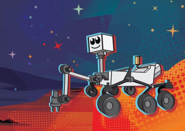 Ποιο θα είναι το όνομα του επόμενου Mars 2020 rover;